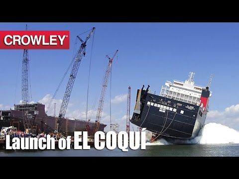 Launch of El Coquí