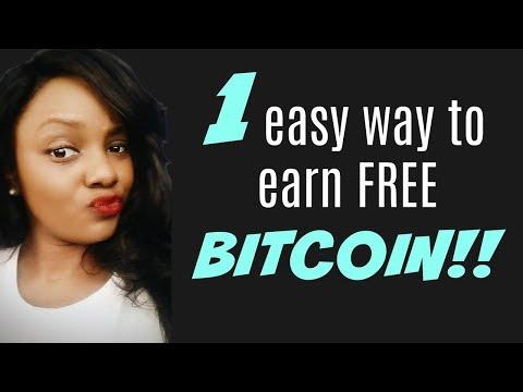 How To Earn FREE Bitcoin 2017!!