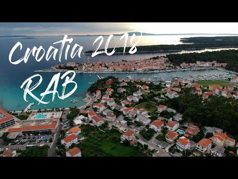 Croatia - RAB Island 2018   Chorvatsko
