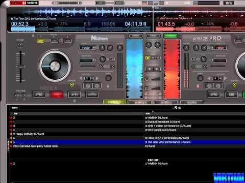 camfrog VDJ PRO DJ-Aurel