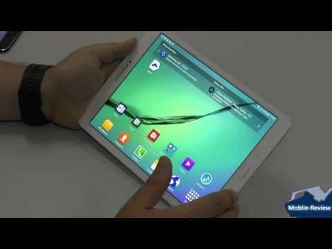 Видеообзор Samsung Galaxy Tab S2 9.7