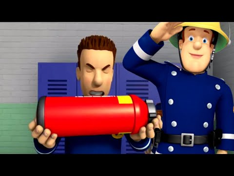 Thumbnail: Fireman Sam US New Episodes HD | Shape up and shine | Firefighters Daily Training 🚒 🔥 Kids Movies
