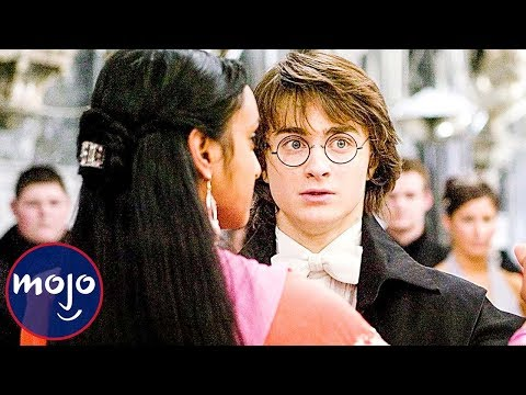 Top 10 Awkward Harry Potter Moments