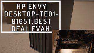 HP ENVY Desktop - TE01-0165t - The Best Black Friday Deal!