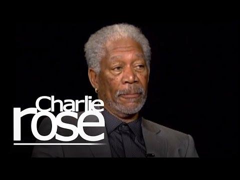 Morgan Freeman   Charlie Rose