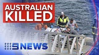 Australian man killed in Alaska sea plane crash | Nine News Australia