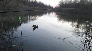 Рыбалка с ночевкой на реке