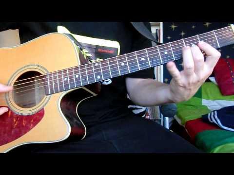 Howard Shore - Concerning Hobbits (acoustic guitar cover)