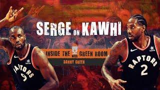 Serge Ibaka dishes on 'interesting relationship' with Kawhi Leonard