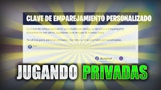 🔴 JUGANDO PARTIDAS PERSONALIZADAS CON GONNER +99 - Fortnite: Battle Royale - Vendetta