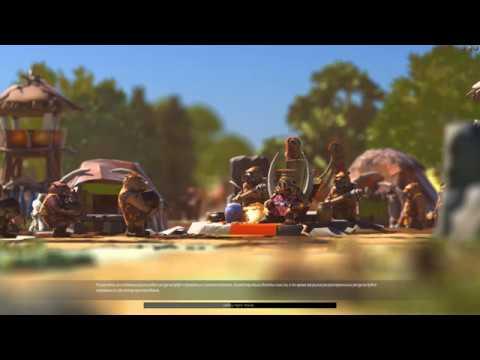Добыча золота и реорганизация армии - Ymir #08