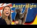 Im Wildpark in Australien! Hallo Koalas, Kängurus, Schlangen, ... ! :)
