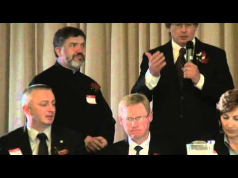 Jasenovac Research Institute Dinner - April 26 2015