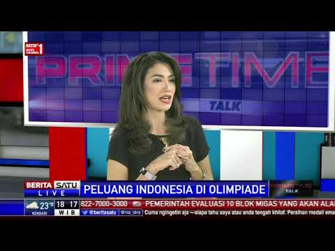Prime Time Talk: Peluang Indonesia di Olimpiade #1 Mp3