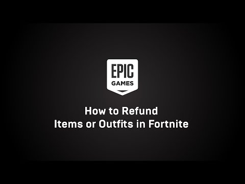 How To Refund And Return Items And Outfits In Fortnite