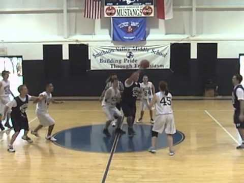 SVMS 2005 Video Yearbook - Sports Section
