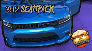 392 ScattPack Hemi 🤯 & Battery in Altanator Swap on Jaguar XF 5.0 v8