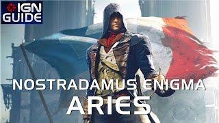 Assassin's Creed Unity Walkthrough - Nostradamus Enigma: Aries