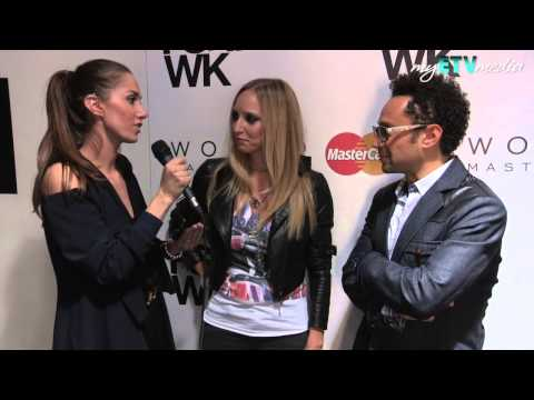 Bustle Designer Interview Shawn Hewson Ruth Promislow (WMC Fashion Week Toronto 2012)