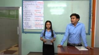 រៀនថៃសូត្រ กไก่ ฮ นกฮูก បែបកំប្លែង how to memorize thai consonant