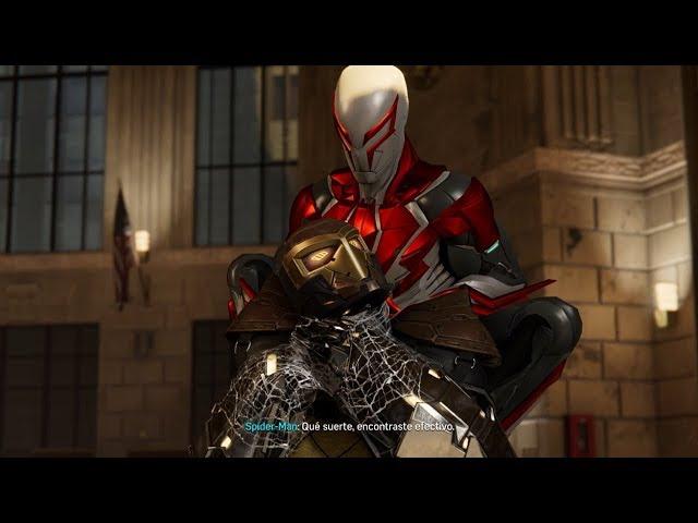 SPIDERMAN VS SHOCKER | Gameplay en Español Latino #5 | PS4 GAMEPLAY