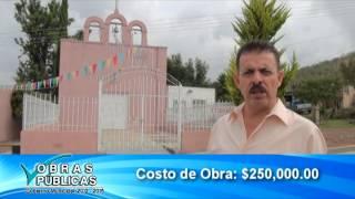 Pavimentaión Arroyo Seco Junio - Ayuntamiento de Villa Hidalgo Jalisco