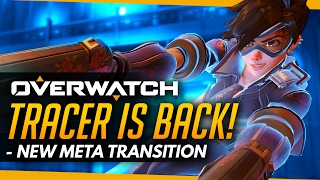 Overwatch   Tracer Is Back!  - Dive Meta Incoming?