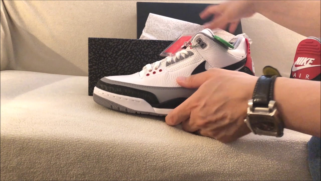 online store available footwear Quick Unboxing From StockX Air Jordan 3 Retro Tinker NRG