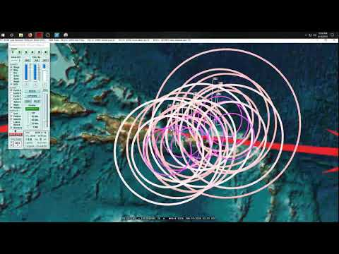 6/18/2018 -- Earthquake Update -- Unrest -- Whole Pacific plate put in motion in 1 days time - 동영상