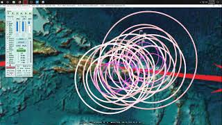 6/18/2018 -- Earthquake Update -- Unrest -- Whole Pacific plate put in motion in 1 days time