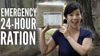Emergency 24-hour RATION Mission Specifics | Menu 1 - Tuscan Beef & Chicken & Rice
