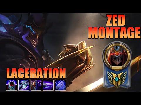 Laceration Zed Montage - Best Zed NA