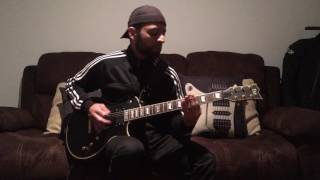 Godsmack - Something Different (Guitar cover)