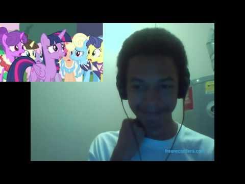 Blind Reaction to: MLP FiM 'Princess Twilight Sparkle' S4 Ep1 2