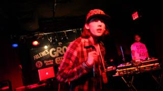 """Crosby Feat. The Underdogz """"Born In The City"""" Live at Arlenes Grocery"""