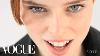 Model Wall: Coco Rocha - Vogue
