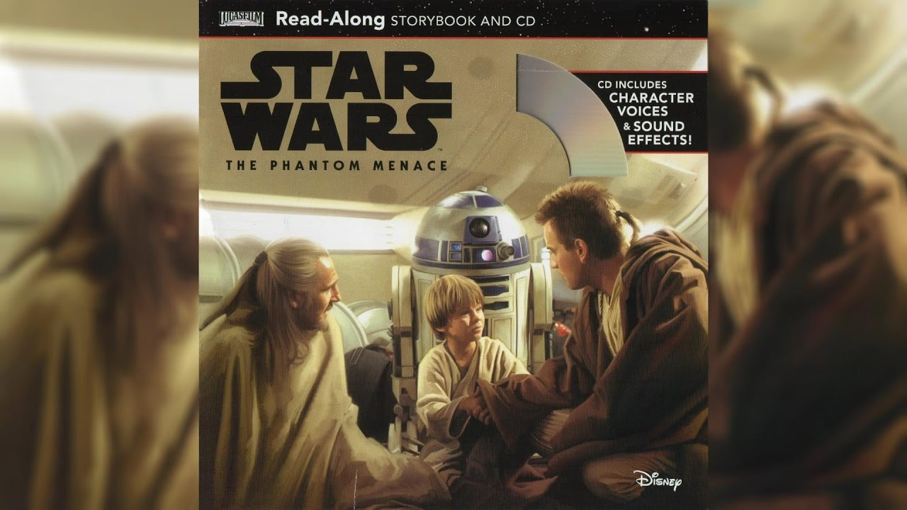 Star Wars Episode I The Phantom Menace Book