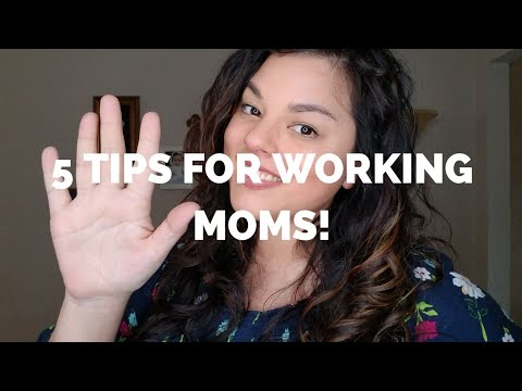 5 Homemaking Tips for Catholic Working Moms!! // Collaboration
