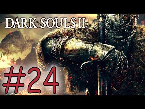 "Dark Souls 2 - Gameplay Playthrough Part 24 ""Smelter Demon"""
