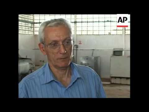 Cuba promotes fish farms