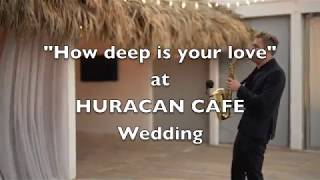 Wedding at Huracan Cafe Punta Cana