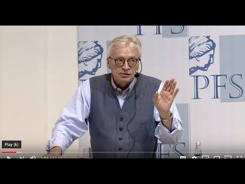 Hans-Hermann Hoppe - The Failure of 'Ontological Naturalism' (PFS 2019)