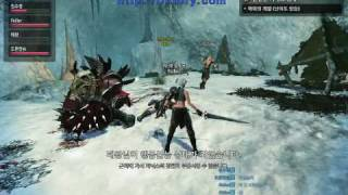 Mabinogi Heroes 2nd CBT - GamePlay 4