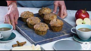 How to Make Easy Apple Cinnamon Muffins | Muffin Recipes | Allrecipes.com