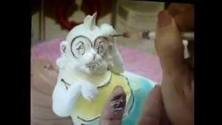 Bắt Bông Kem  - Khỉ Con 3D