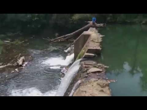 Tinker Creek Dam - East Gate Park Roanoke, Va