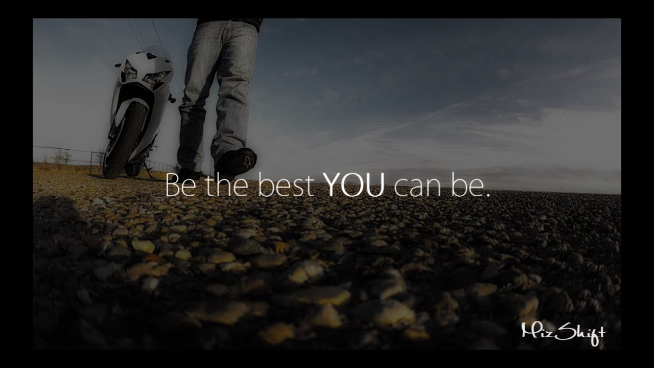 Motivation Be All That You Can Be  Youtube