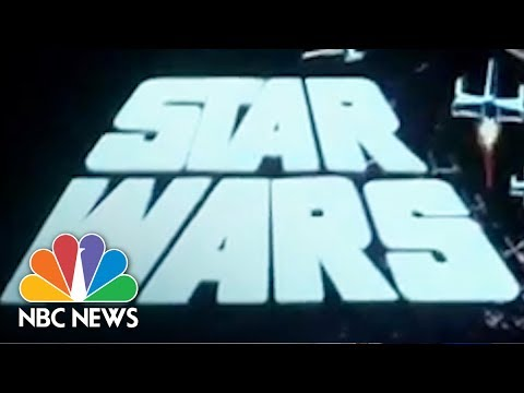 'Star Wars' At 40: A Look Back At The Film By Those Who Made It | NBC News