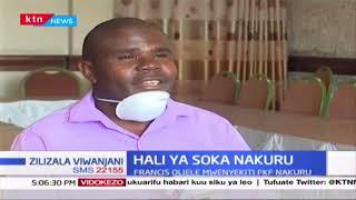 Hali ya soka Nakuru: Oliele asema wanasubiri kikao cha FIFA