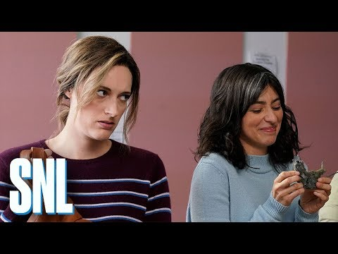 Cut for Time: Tampax Secrets - SNL